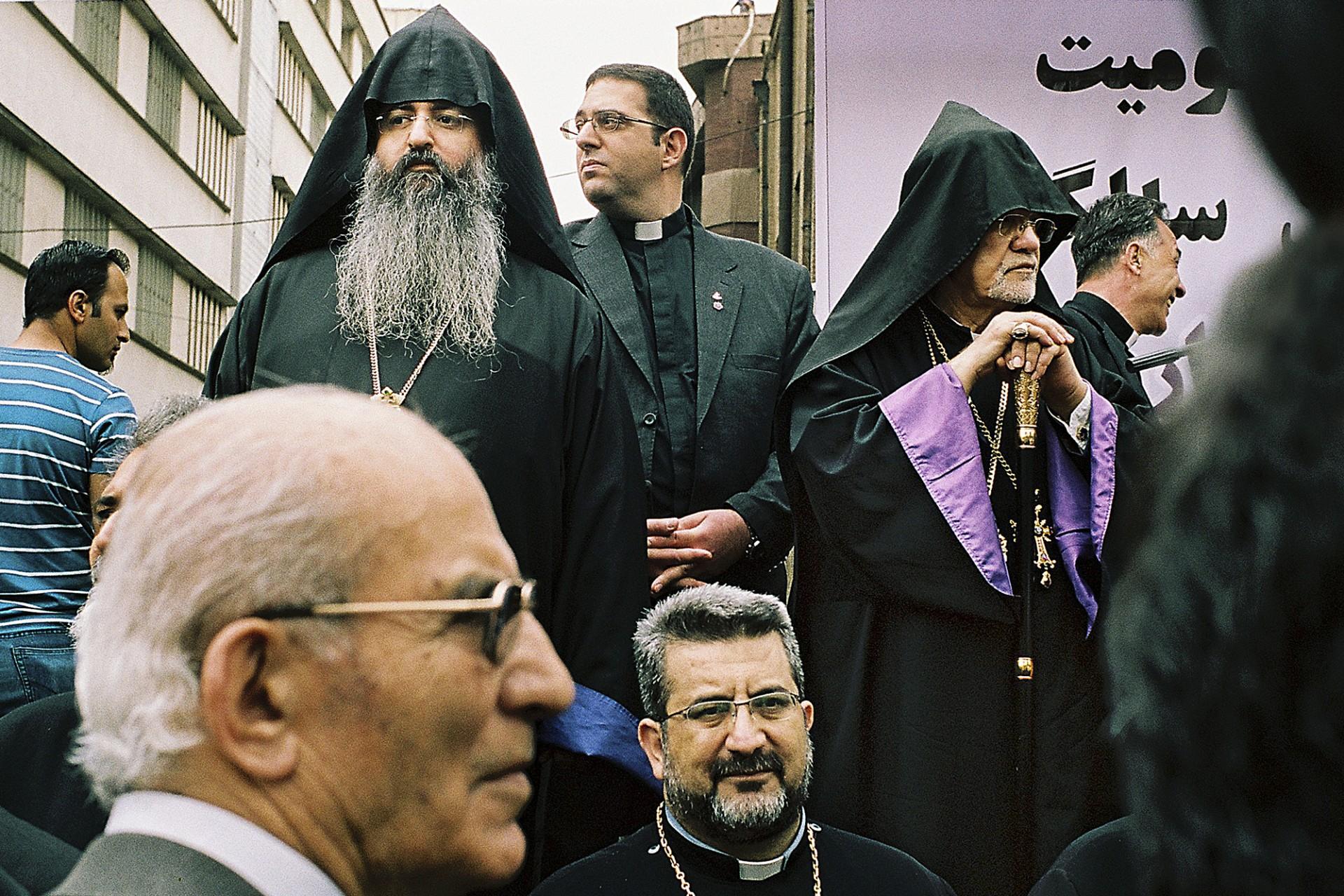 Manifestation arménienne