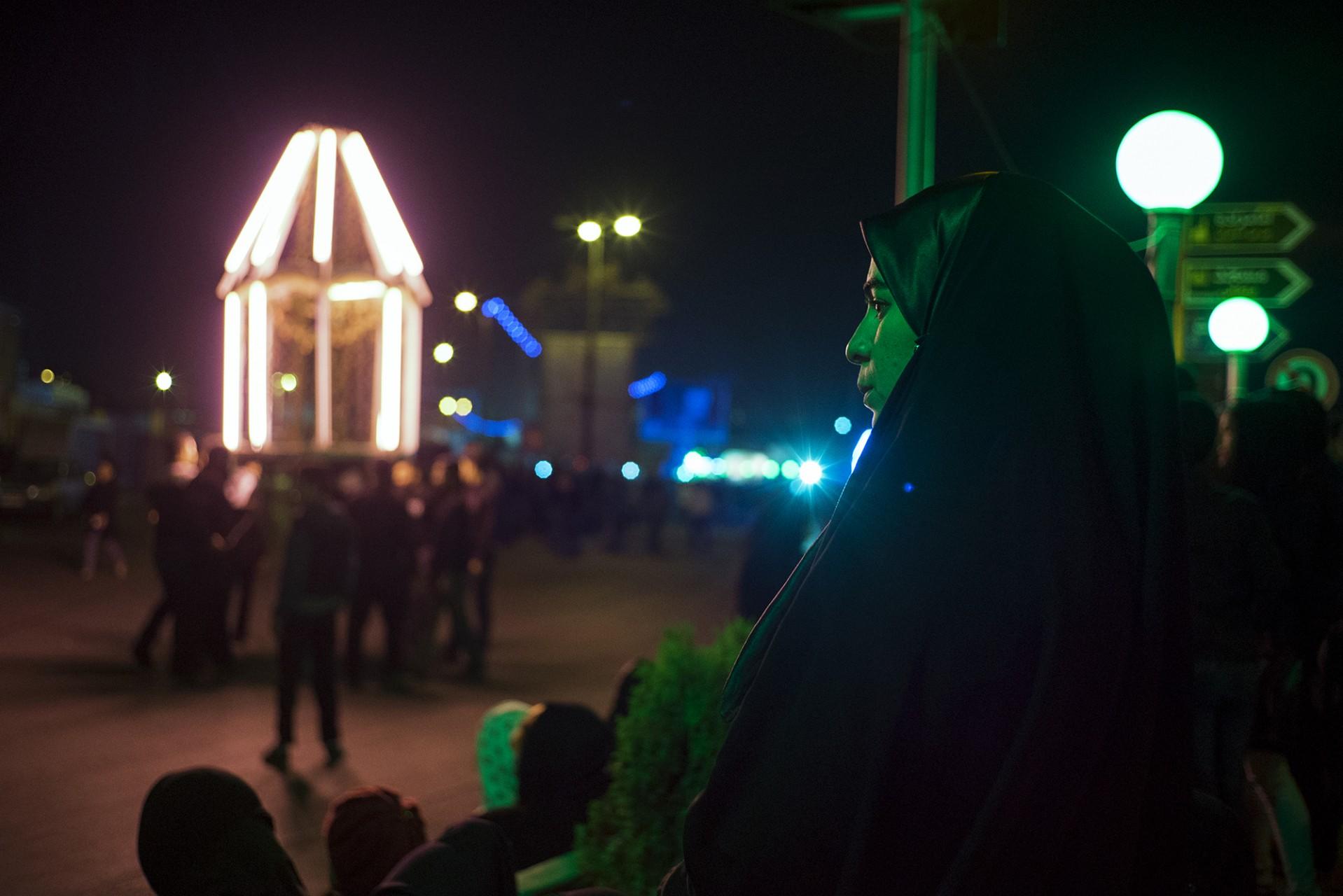 Ashura à Shiraz
