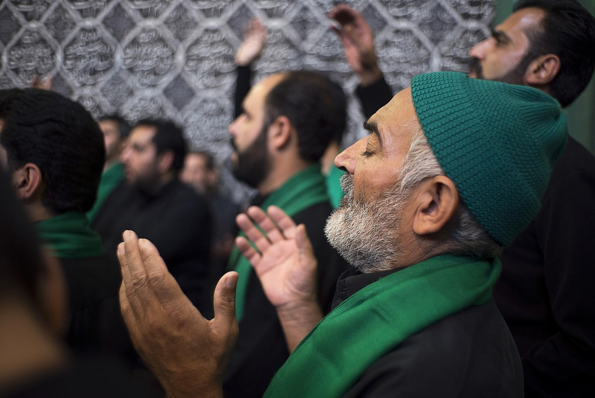 Ashura à Yazd