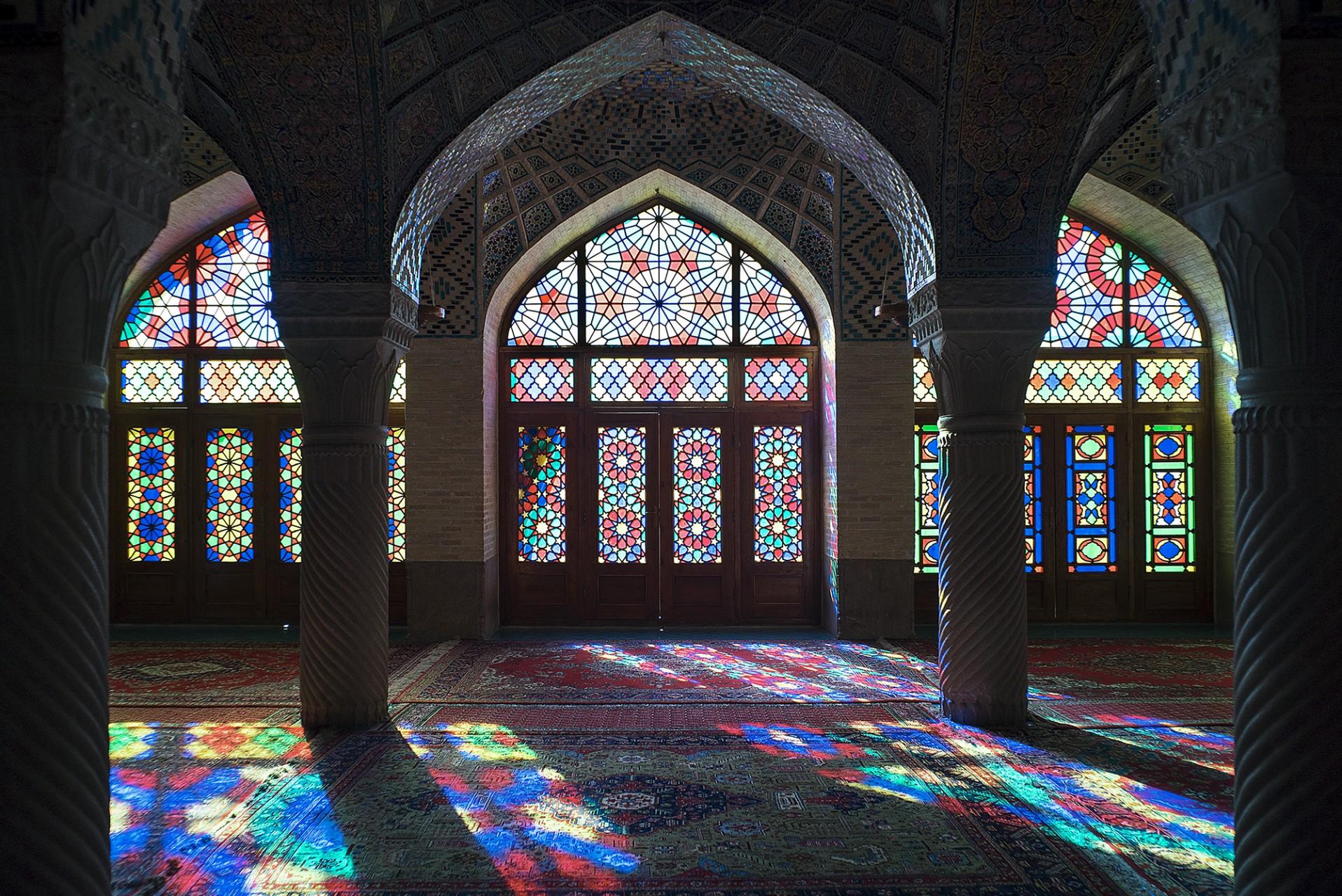 Mosquée Nassir Al-Molk