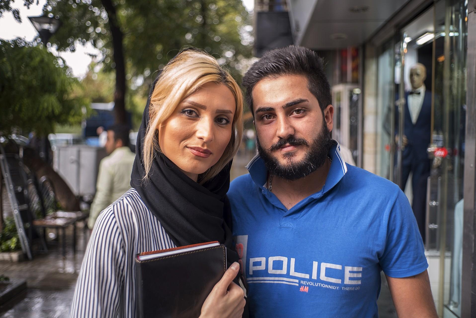Iranien, Iranienne