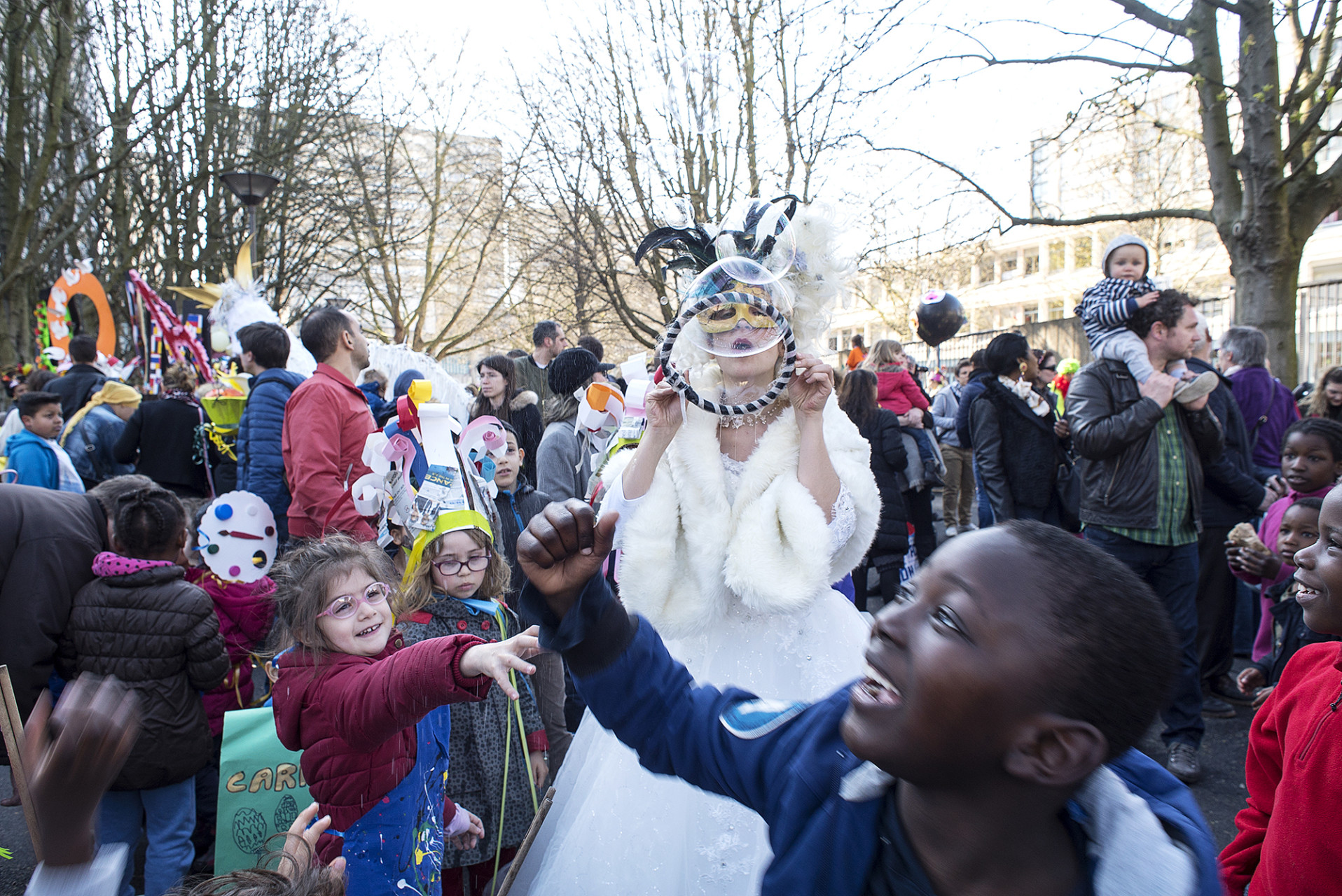 Carnaval des centres de loisir
