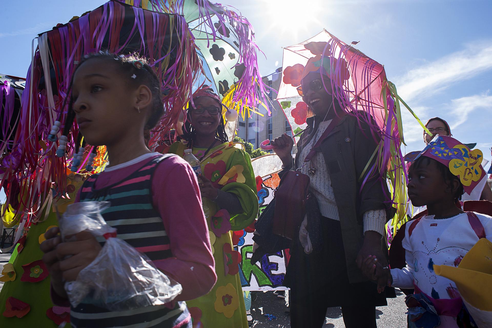 Le carnaval des maternelles