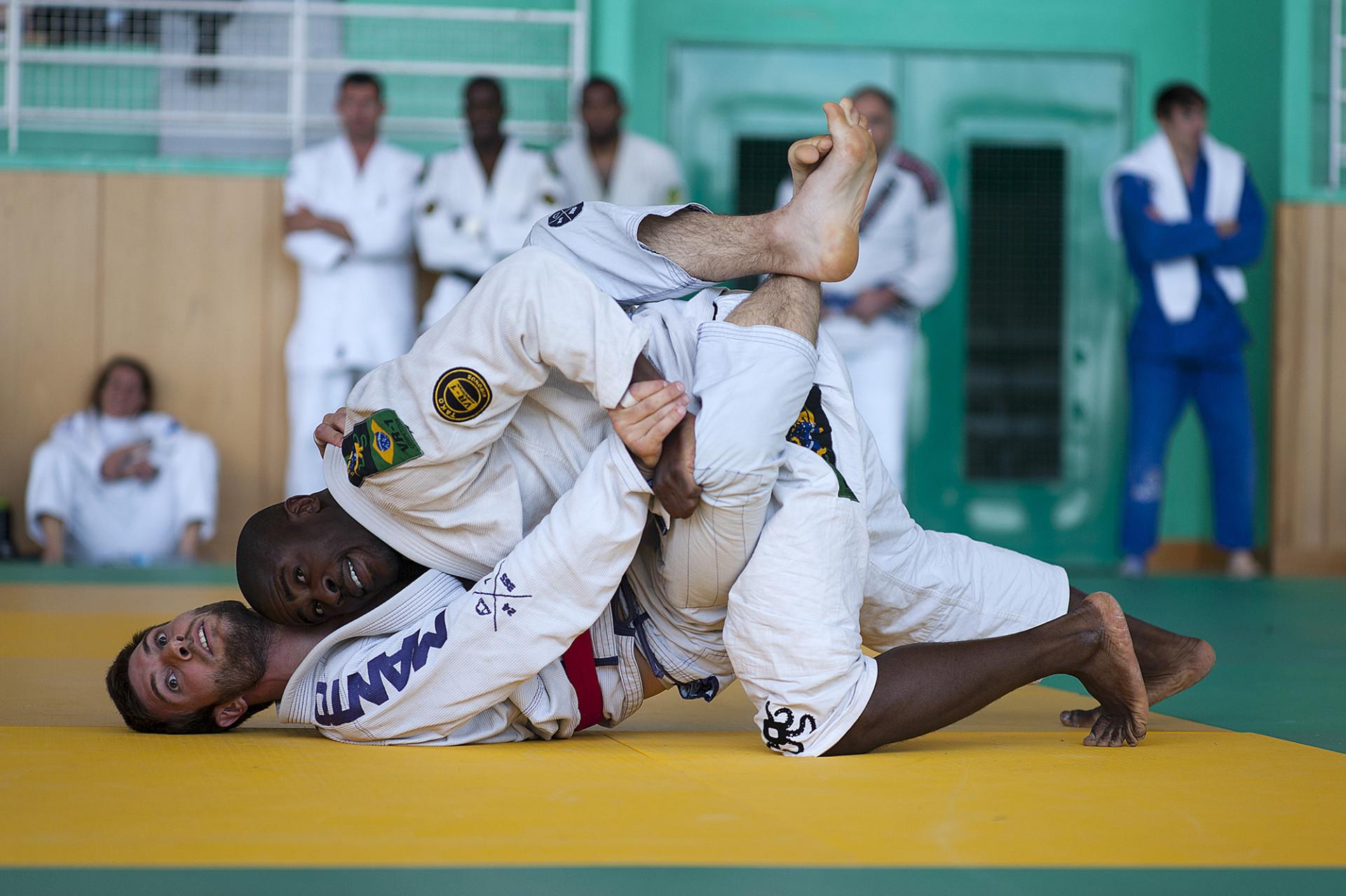 Rencontre internationale de Jujitsu