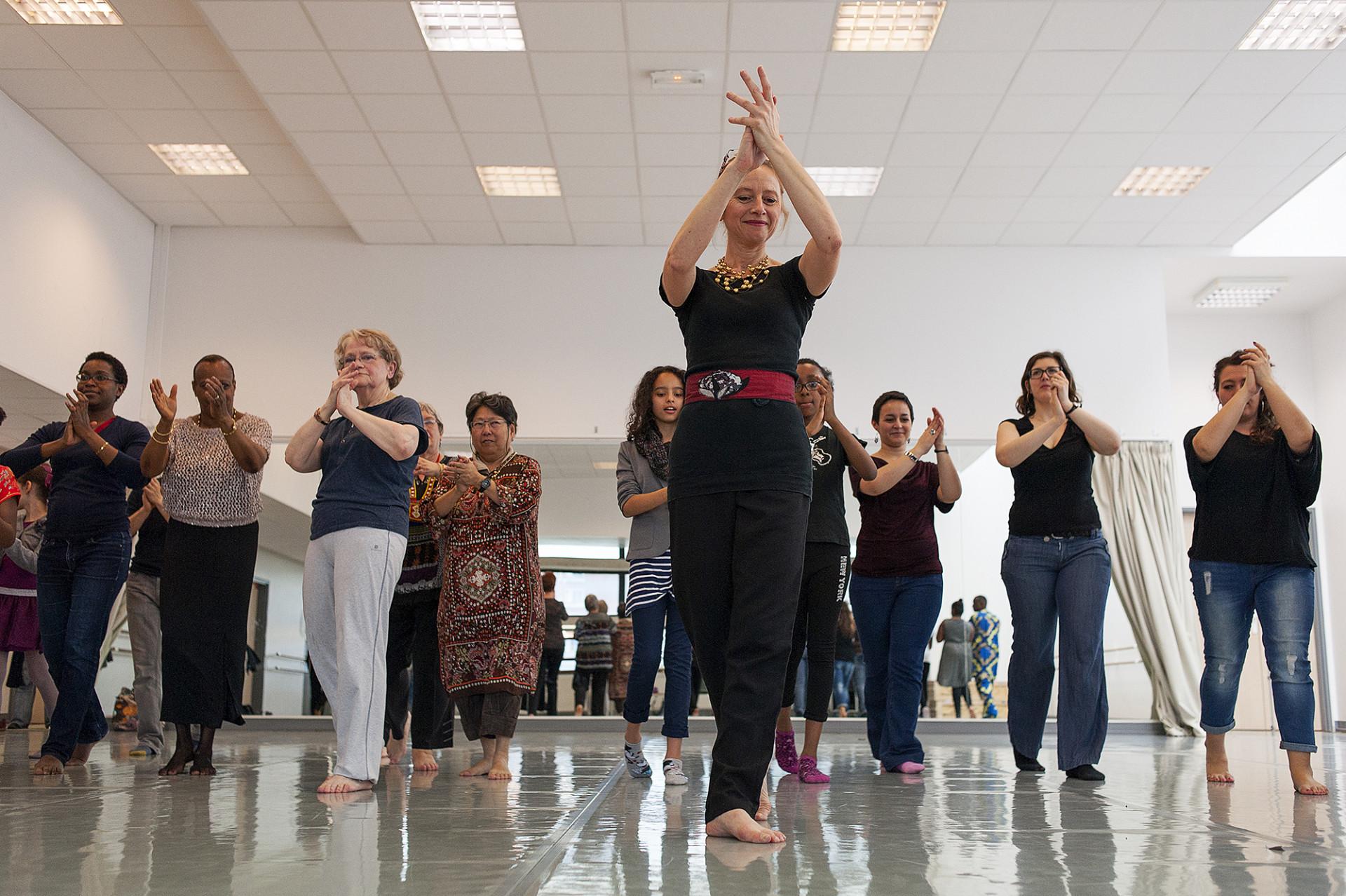 Les 50 ans de l'académie de danse