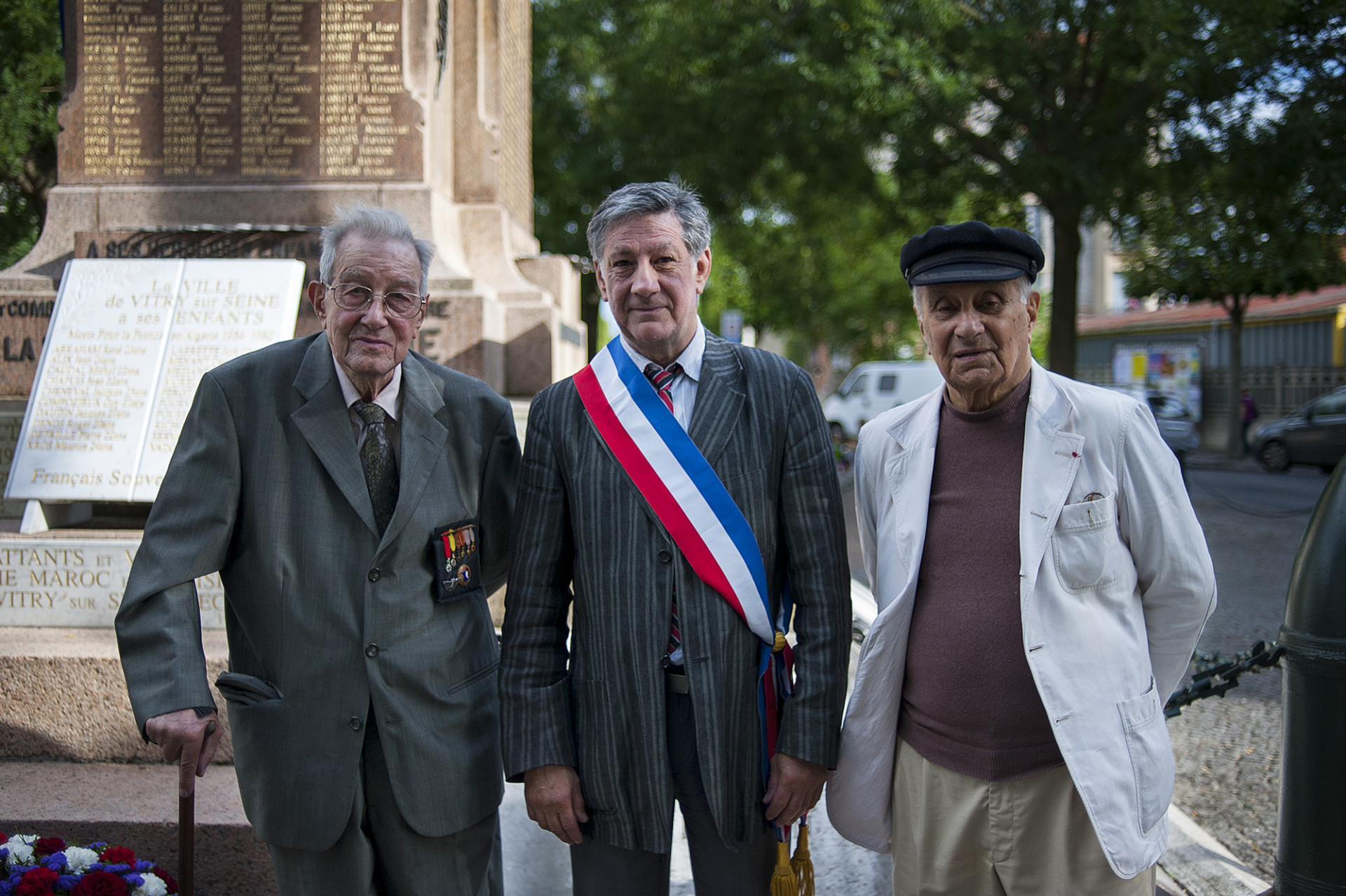 Commémoration de l'appel du 18 juin du Général De Gaulle