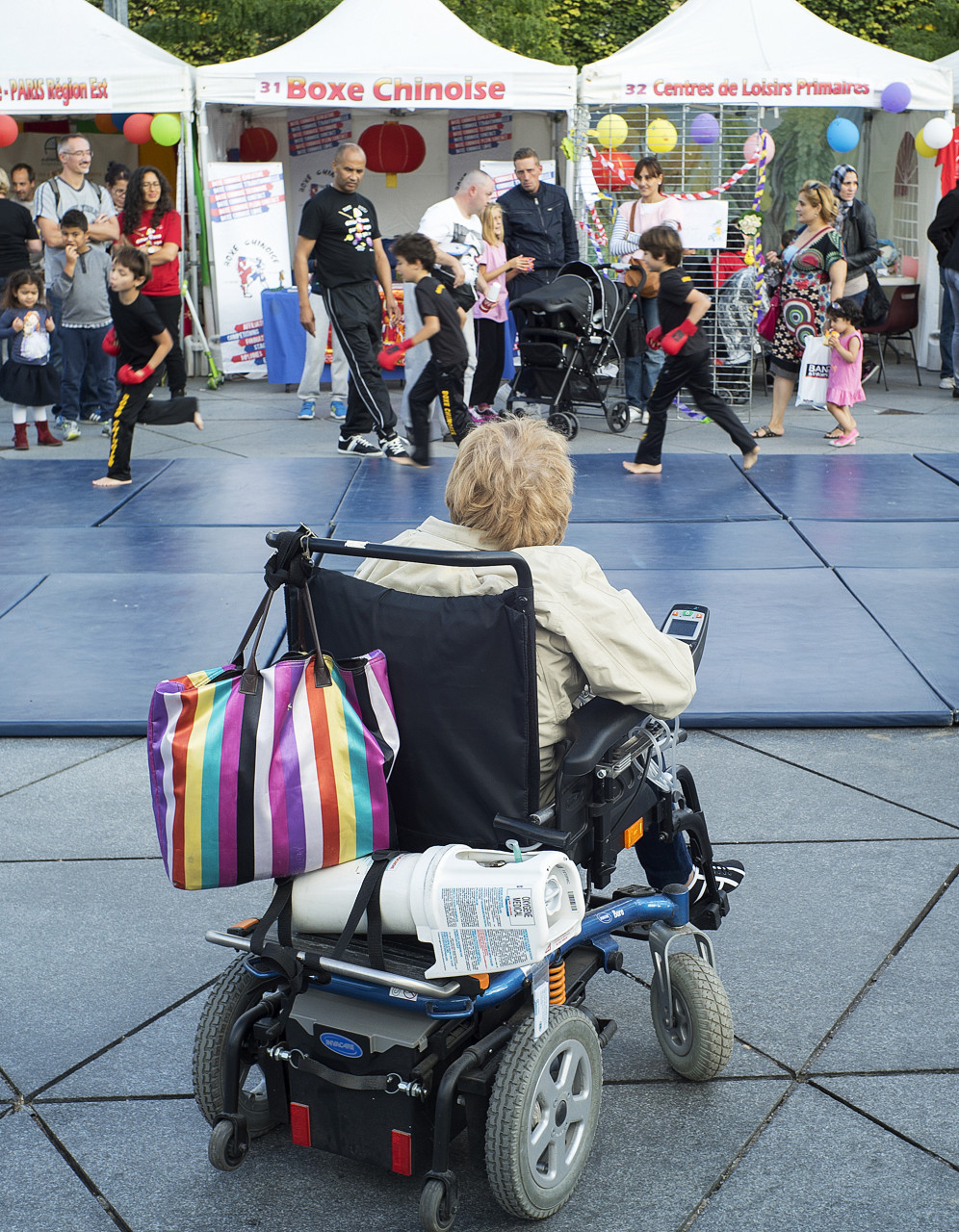 Fête de la paix et du handicap