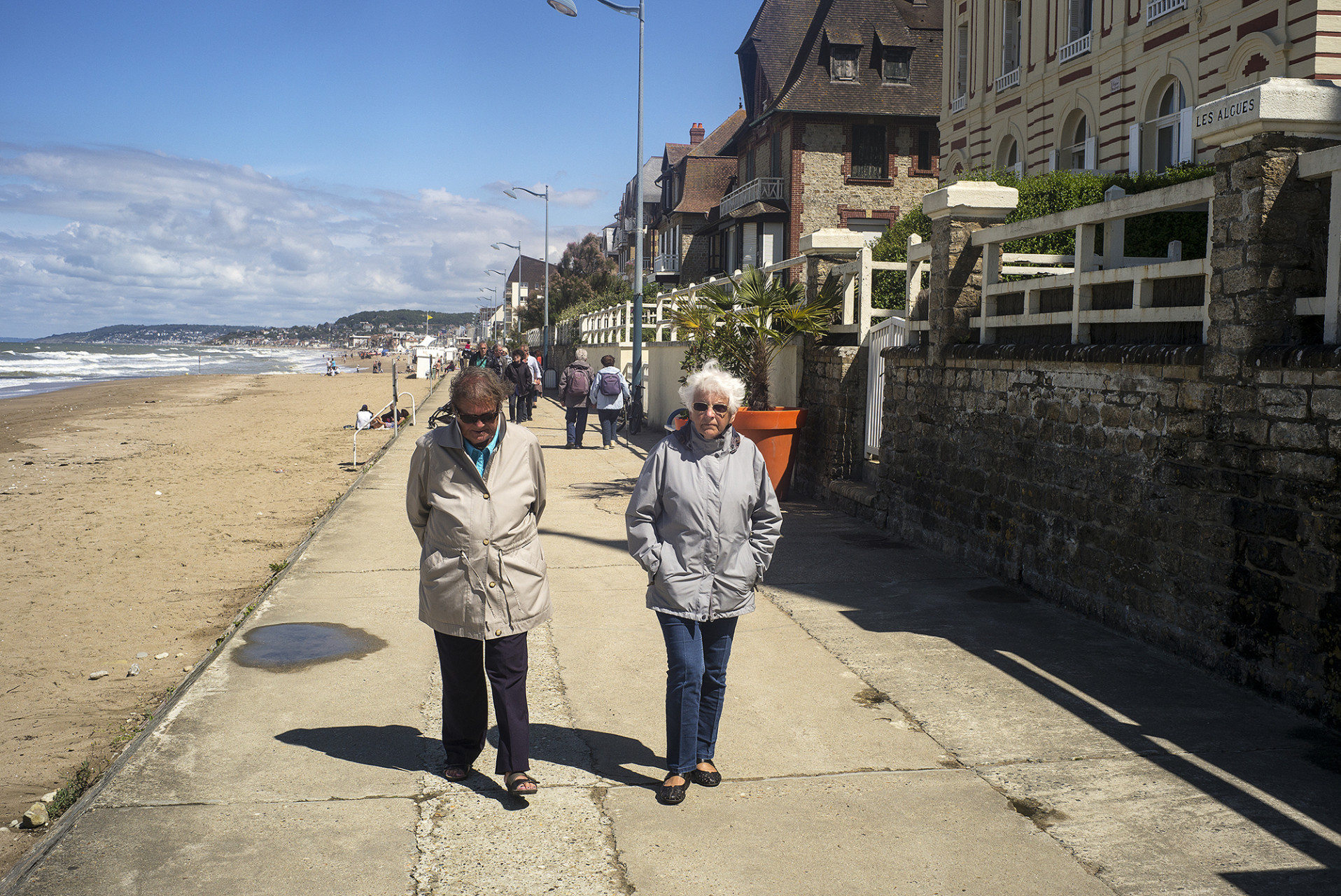 Sortie a Villers sur Mer