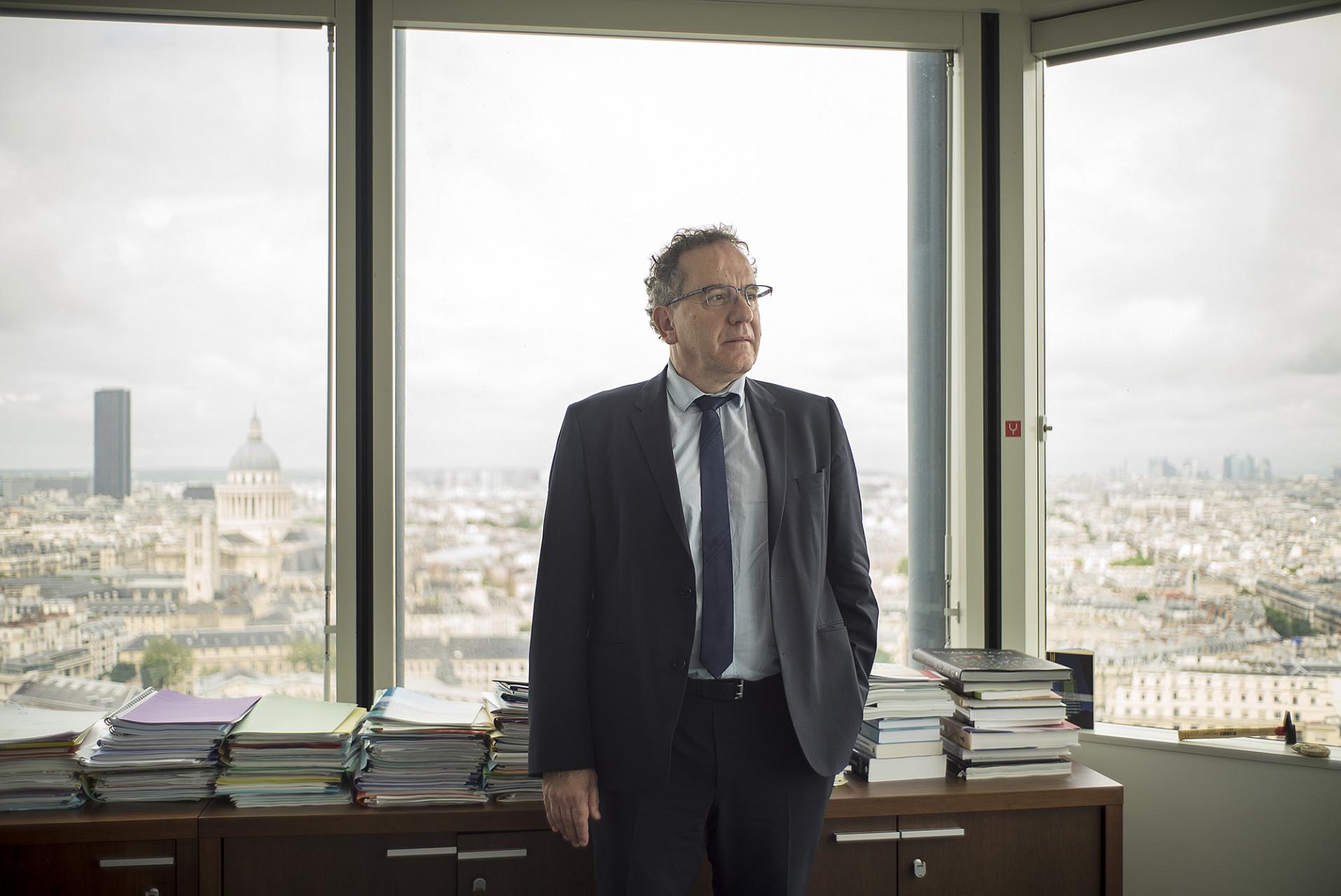 Jean Chambaz, président de l'Université Marie et Pierre Curie - Pour Vitry Le Mensuel - juin 2016