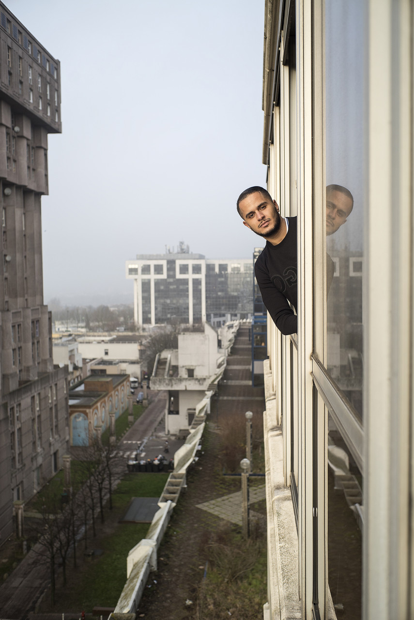 Walid Shoukri, fondateur de Oui Moove - Pour Noisy Mag - décembre 2017
