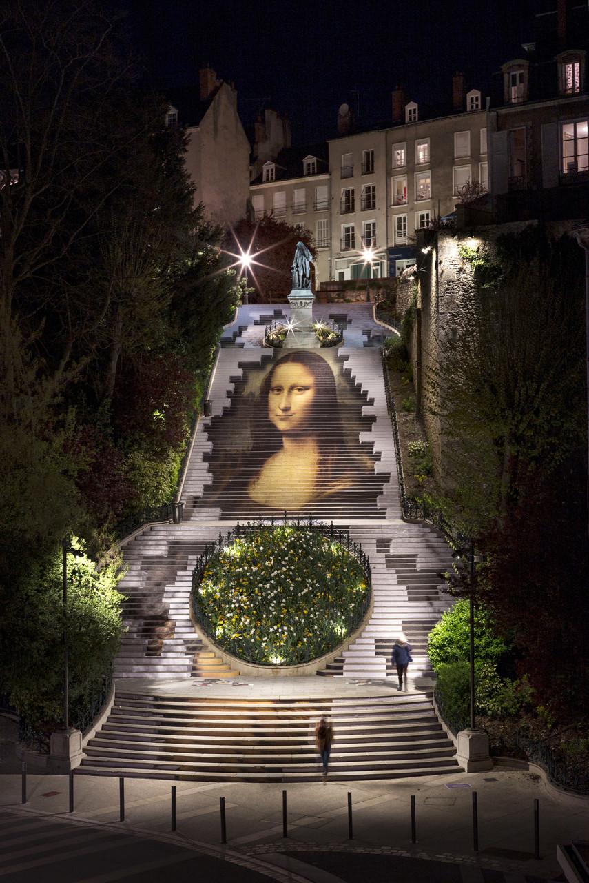 Les escaliers Denis Papin